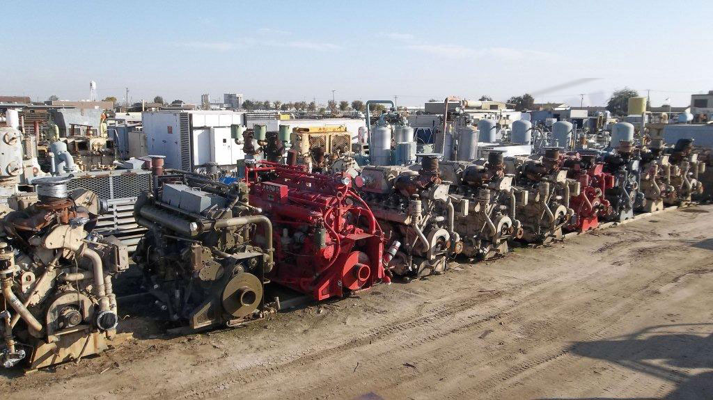 Waukesha VHP and VGF Engines In Stock