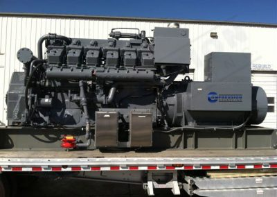 Waukesha L7042GSI - KATO 1000 KW Genset - Rebuilt Ready to Run.